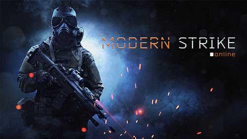 Game - Modern Strike Online v1.19.3 Apk mod ilimitado