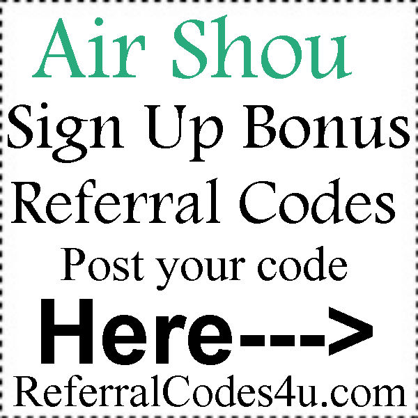 Air Show Invite Codes, Air Shou Promo Codes, Air Shou App Reviews