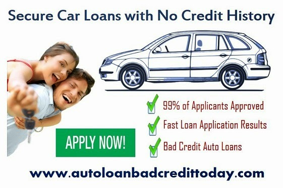 no credit history car loan