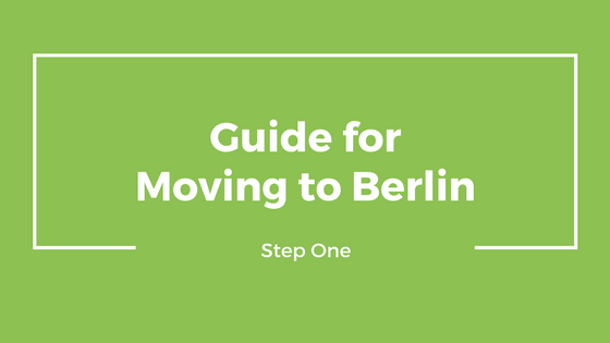 Moving to Berlin