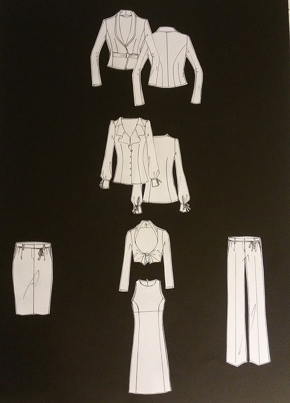 Ben noto Moda Fashion HG84