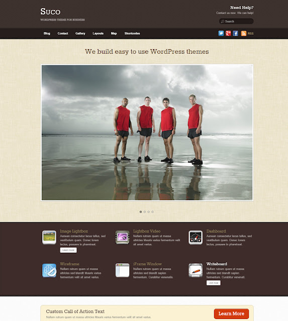 Premium WordPress Tumblr style Themes
