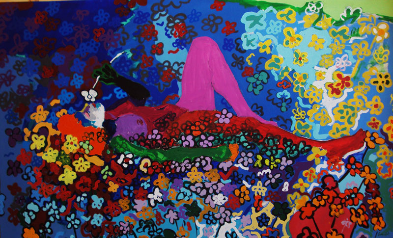 Pintura: Lancelot Alonso Rodríguez