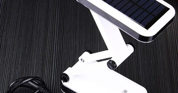 lampe solaire int rieur clairage solaire maison et bureau. Black Bedroom Furniture Sets. Home Design Ideas