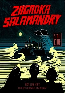 Clue: Zagadka Salamandry - Jørn Lier Horst
