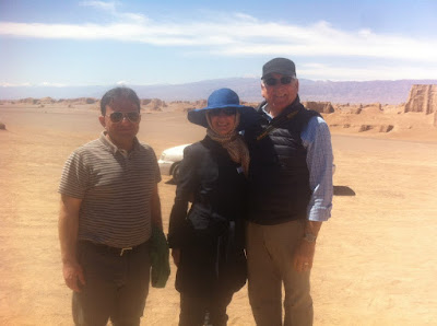 Excursion au désert