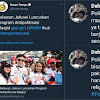 """Tamparan Keras"" Dahnil untuk Relawan Jokowi yang Gagas Program Anti Politisasi Masjid"