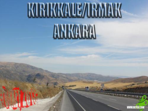 2013/09/10 Turkey2013 56. Gün (Kırıkkale/Irmak - Ankara)