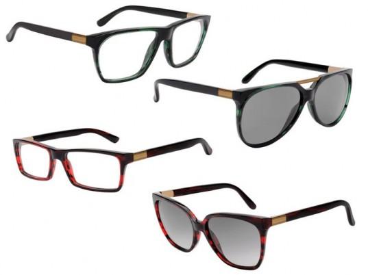 8585b05c69b3a Gucci - Óculos ecológico feito a partir da mamona   Nova e Moderna