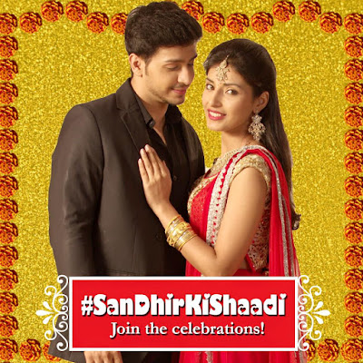 Sanyukta-Randhir Marriage in Sadda Haq Tv Show on  Channel V Synopsis |Photo Album |Timing |StarCast |Promo