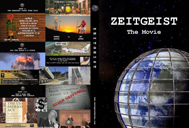 Zeitgeist DVD 1