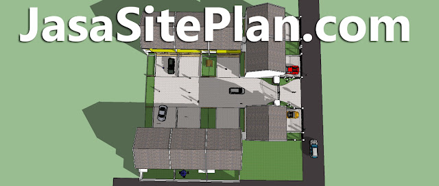 Jasa Disain Site Plan