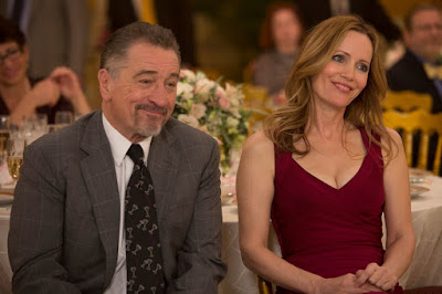 Robert De Niro and Leslie Mann in the comedy The Comedian (6)