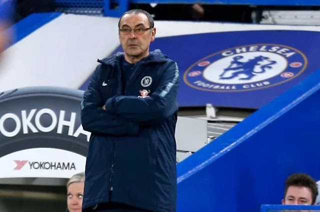 Chelsea identity two managers to replace Sarri