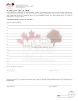 http://www.MapleHomesAlaska.com/misc-forms/WarrantyCheckList.pdf