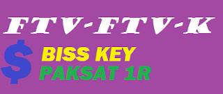 $PTV K LAT New Biss Key On Paksat 1R 38.E