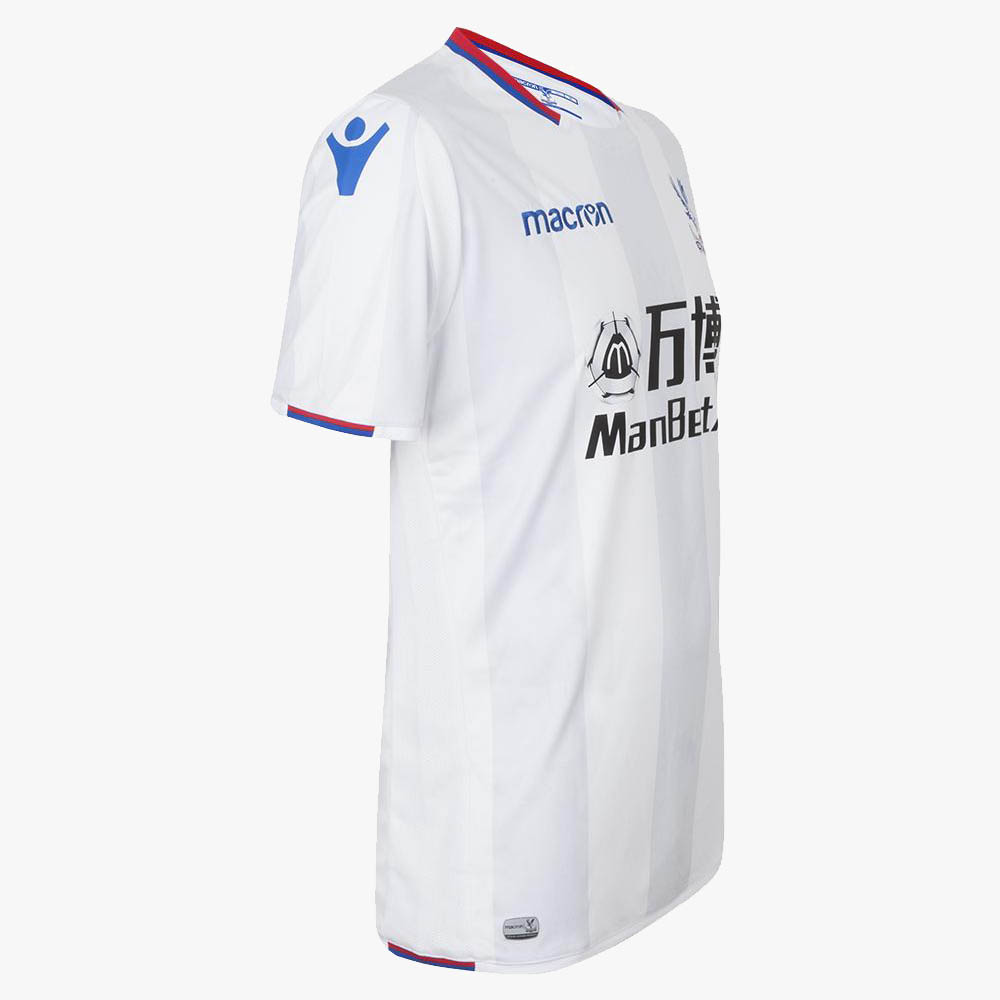 Crystal Palace 17-18 Third Shirt. This is the new Macron Crystal Palace 17- 18 third strip. ff08c3045