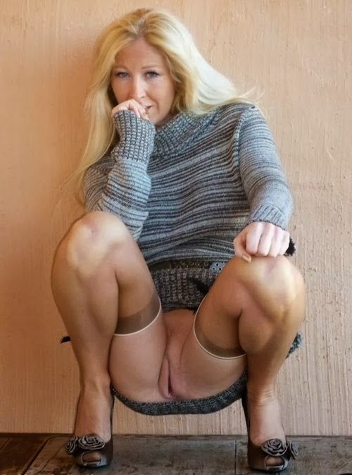 Send upskirt mature free pictures milf