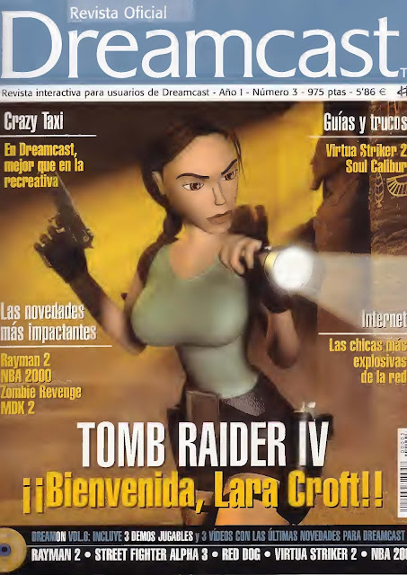 Revista Oficial Dreamcast Issue N°3