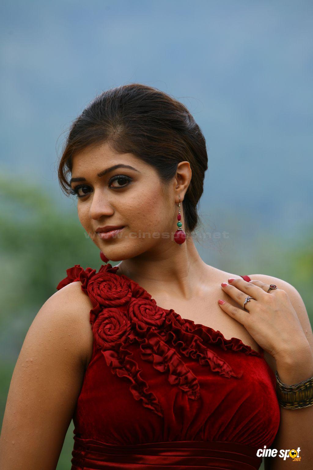 Meghna Raj Ponnu Kondoru Aalroopam Malayalam Movie Actress