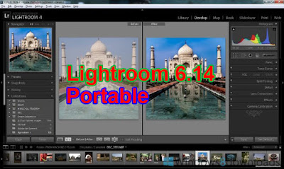 Portable Adobe Lightroom 6.14 - Bản Lightroom 6 cuối cùng   Tinh tế