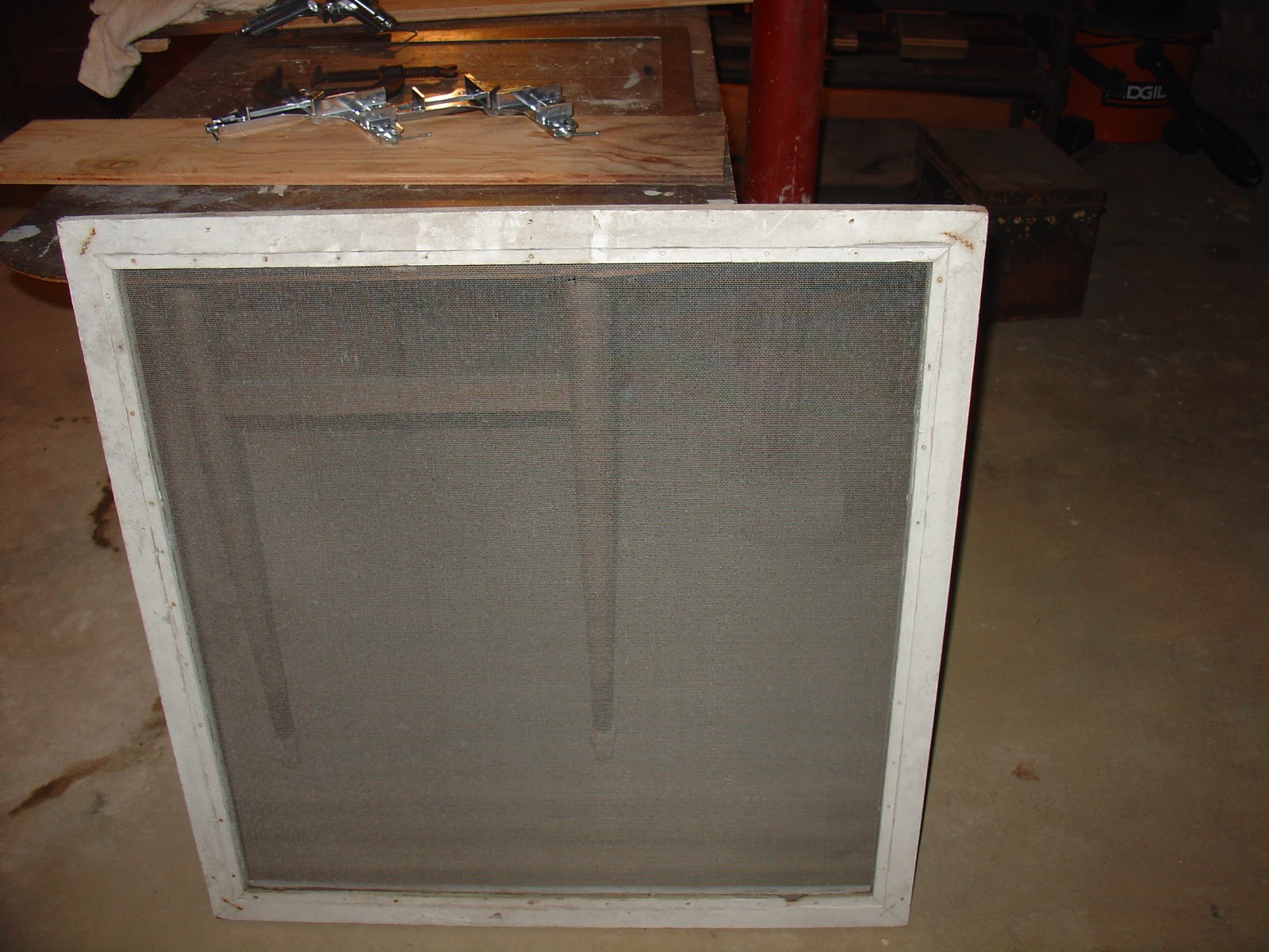 How To Make Wood Window Screens 3 Original Model