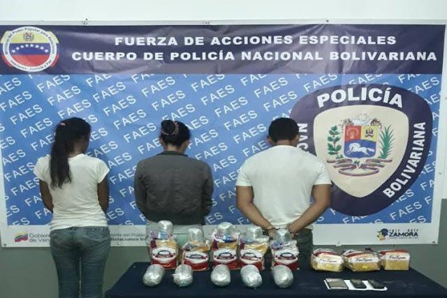 "Cuatro kilos de droga ""crispy"" entraron por La Bandera"