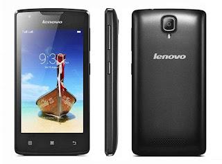 Harga Lenovo A1000 Terbaru, Spesifikasi Kamera 5 MP dan RAM 1 GB