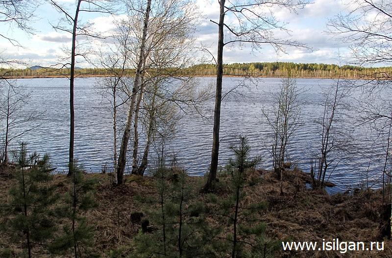 Озеро Швейкино. Челябинская область