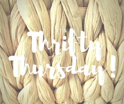 It's Thrifty Thursday!