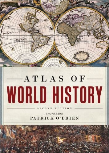 Oxford's Atlas of World History