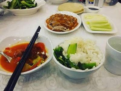 Restaurant Halal di Beijing
