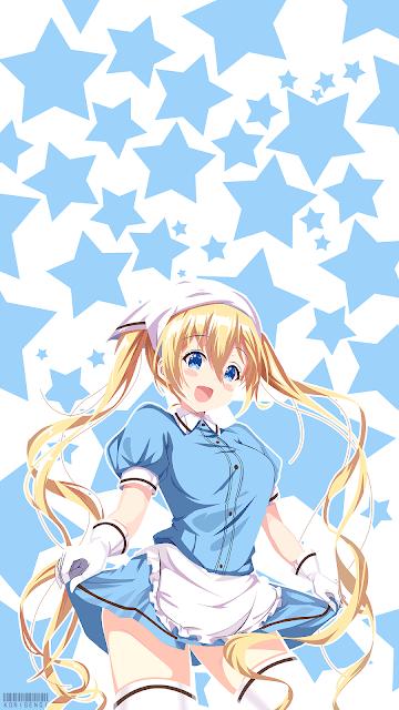 Hinata Kaho wallpaper