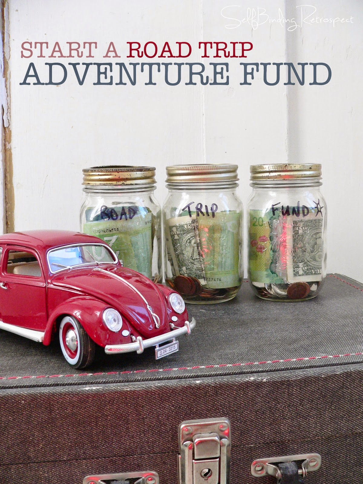 start a road trip adventure fund