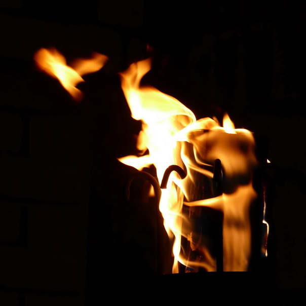 Feuer, Laterne, Weihnachtsmarkt, Licht, Dekoration, Essen, Deutschland