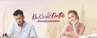Source: Singtel website. Banner for Ku Kirim Cinta.