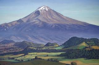 pinturas-montañas-volcanes-cielos