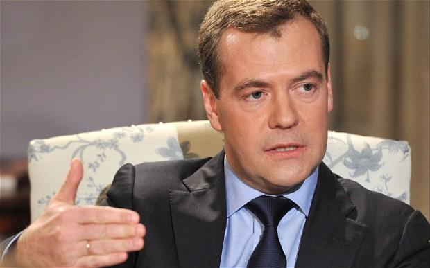 Medvedev: Ο κόσμος εισήλθε σε έναν νέο ψυχρό πόλεμο
