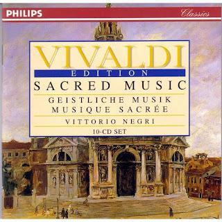 Vivaldi - Sacred Music