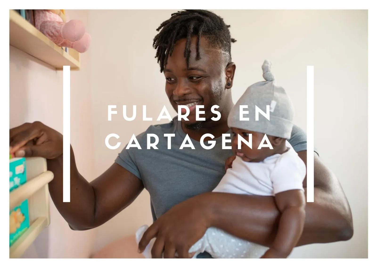 Comprar un fular en Cartagena