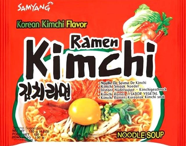 Terlanjur Makan Mie Samyang U-Dong dan Rasa Kimchi Hukumnya menurut Islam