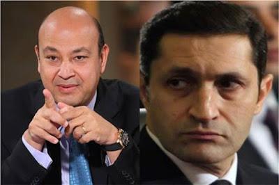 علاء مبارك يرد على عمرو أديب فى ذكرى التنحي (فيديو)