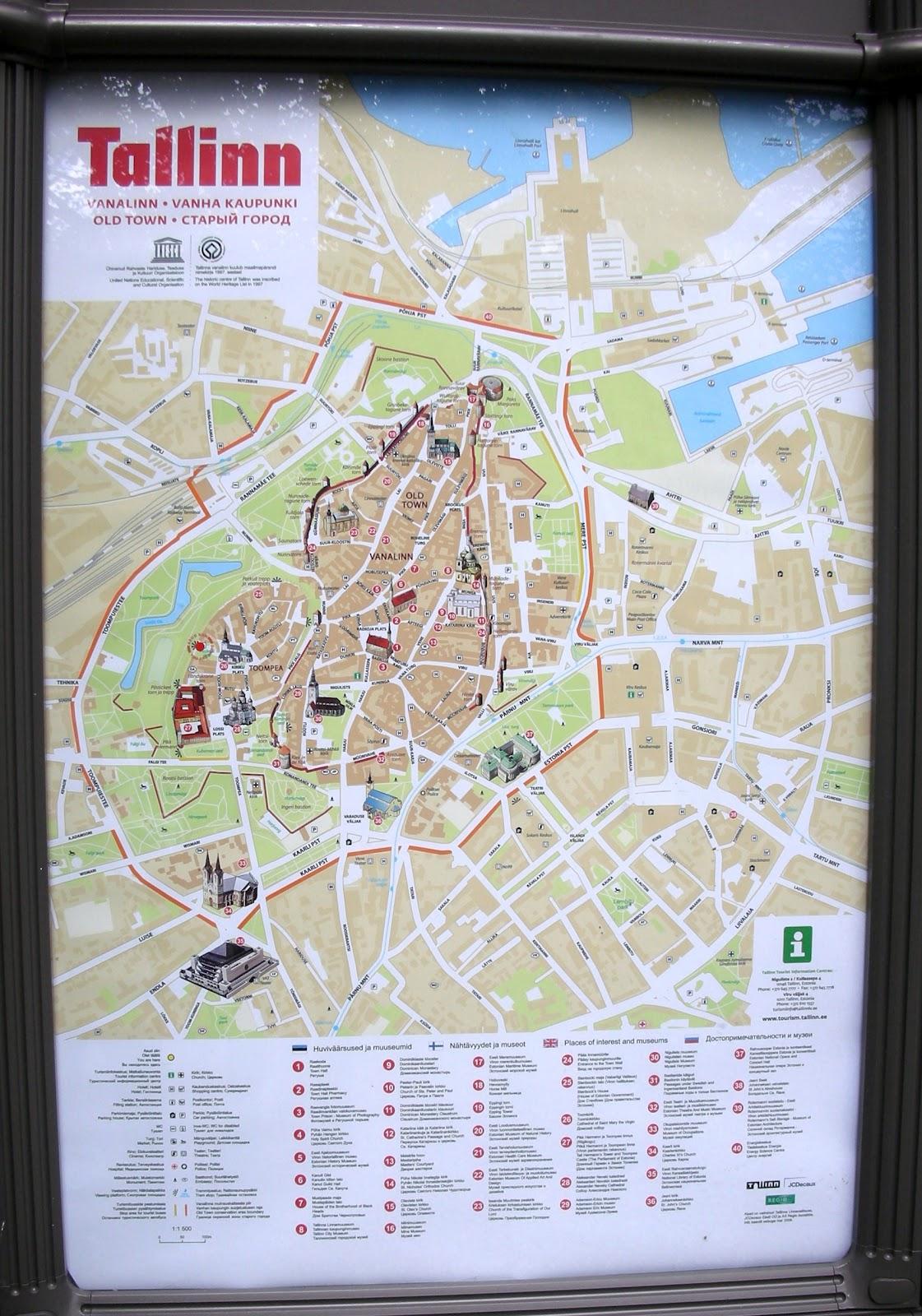 kart over tallinn Ihnaya: Tallinn, Estland   Spa kart over tallinn