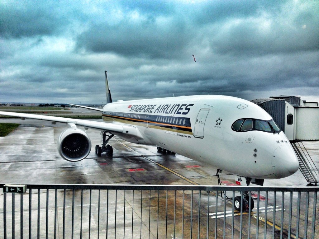 A350 Xwb News Singapore Airlines Plans 2 Months Of