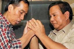 Prestasi Jokowi vs Prestasi Prabowo