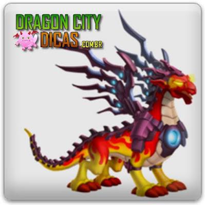 Dragão Pyrex