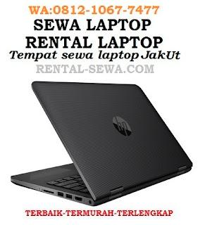 sewa laptop Jakarta Utara
