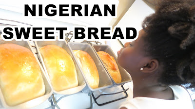 BIG SIS BAKES NIGERIAN SWEET WHITE BREAD | Collab with Chef Lola's Kitchen