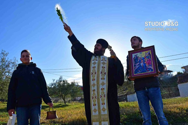 Το παραδοσιακό έθιμο του Πρωταγιασμού στο Ναύπλιο