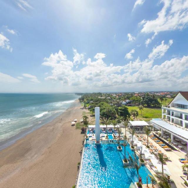 Hotel Termewah di Bali yaitu LV8 Resort Hotel